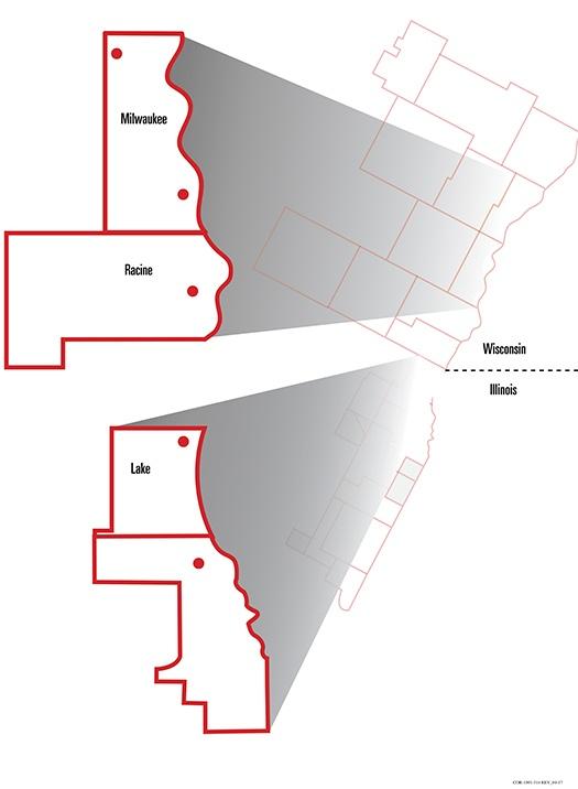Goodwill TalentBridge locations map